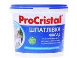 Фото  1 Шпатлевка ПроКристал Фасад ИР-21, 7,5 кг (Ирком) 951569