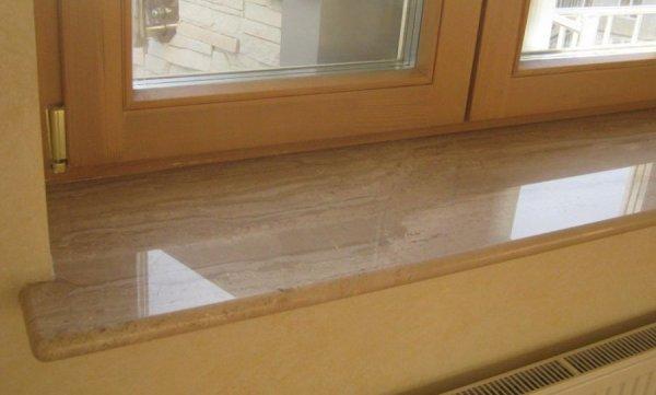 Фото 2 Подоконники из мрамора гранитные подоконники строительство дизайн окна 334432