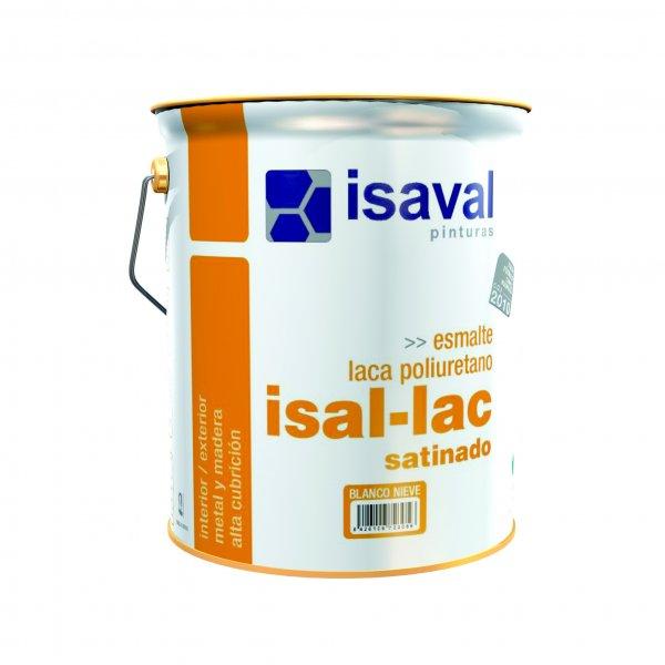 Фото  1 Полиуретановая эмаль для покраски металла, дерева, бетона и т. д. Изаллак 4л - до 60м2 2081391