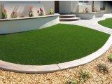 Фото  1 Зеленая декоративная искусственная травка ковролин для интерьера, декора, басейна, ландшафта 4 2134626