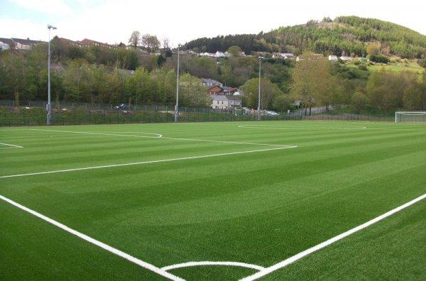 Фото 4 Искусственная трава (штучна трава), 40мм для футбола, CCgrass 337345