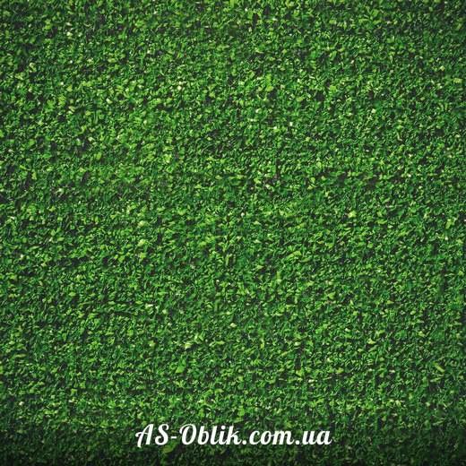 Искусственная трава средней густоты, 5-6 мм