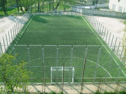 Искусственное покрытие для футбольных полей