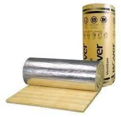 IsoverКИМ-Ал/MUL(Лям бда10 = 0.041)Изоляция трубопроводов и воздуховодов. Разм.1200х5000х50 Упаковка: 6,00 кв. м.