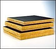 IsoverКВЛ (Лямбда10 = 0.032)Шумоизоляция воздуховодов Разм.1200х1200х50 Упаковка: 5,76 кв. м.4шт. плиты