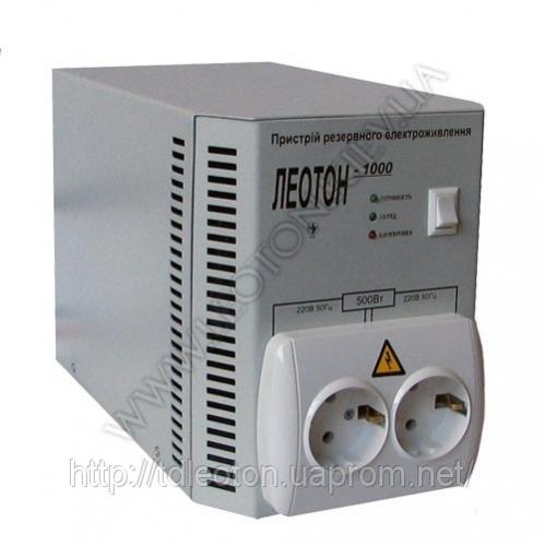 Источник бесперебойного, резервного питания Леотон-1000 Гранд M