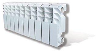 Фото 1 Низкие алюминиевые радиаторы 337950