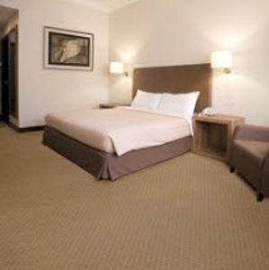 ITC Akzento - велюровый ковролин для гостиниц, дома, элитного офиса. Саксони нить