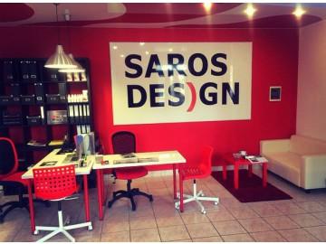 Натяжні стелі Saros Design