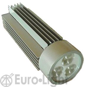Изделие: EURO INTER-9 Потребляемая мощность: 60 Вт Световой поток светодиодов: 5000 лм * Светодиод: CREE - OSRAM