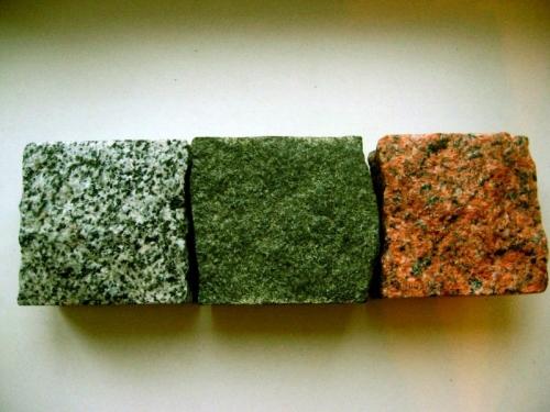 Изделие из камня натурального. Изделие из камня серого, красного, зеленого. Ступени, подоконники, столешницы.