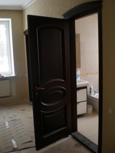 Изготавливаем межкомнатные двери, лестницы, окна с натурального дерева.