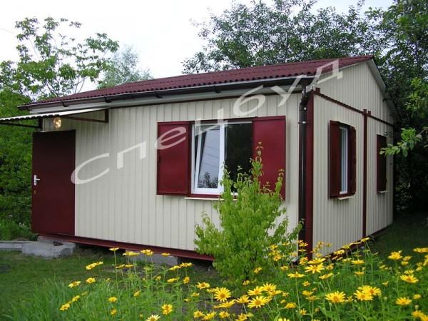 Изготавливаем, монтируем на месте дачные домики различных размеров в 1-2 этажа.