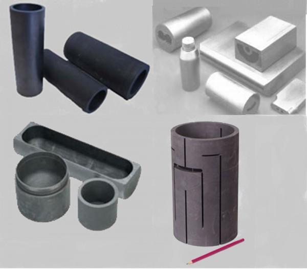 Изготовим изделия из графита различных марок по чертежам заказчика. Изделия из углеродных композиционных материалов.
