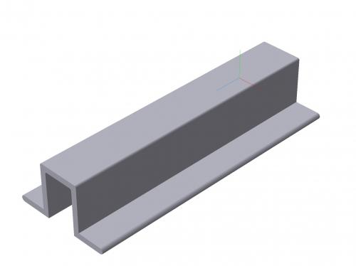 Изготовление алюминиевого профиля любой конфигурации по Вашим чертежам