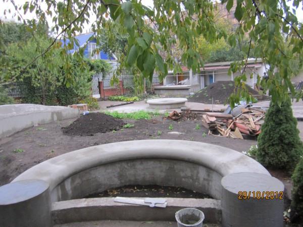 Изготовление бетонных конструкций любой сложности.