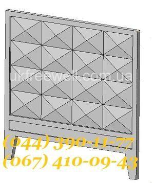 Изготовление бетонных заборов Плита ПЗ 60x20