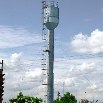 Изготовление и монтаж водонапорных башен, оформление документации, проектные работы