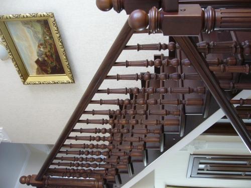 Изготовление лестниц для дома