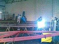 Фото  1 Изготовление металоконструкций. 1422990