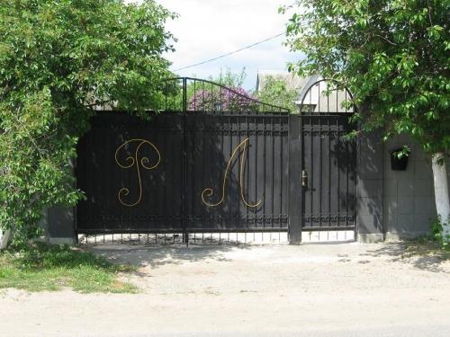 изготовление ворот любой сложности