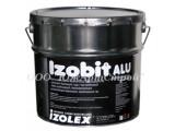 Izobit Alu - гидроизоляционная декоративная кровельная мастика