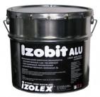 IZOBIT ALU (Изобит Алю) Гидроизоляционная декоративная кровельная мастика