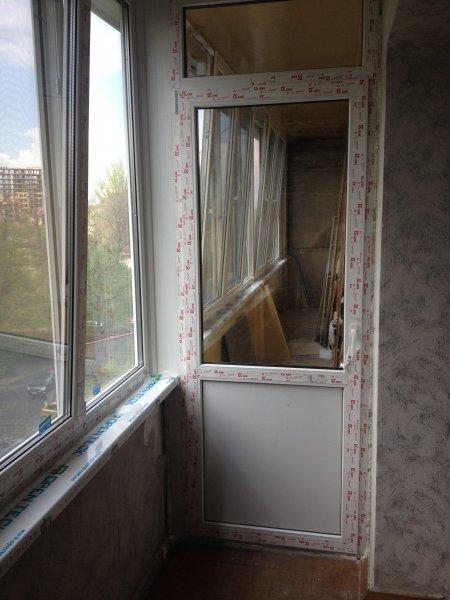 Фото 4 Застеклить балкон или лоджию 330105