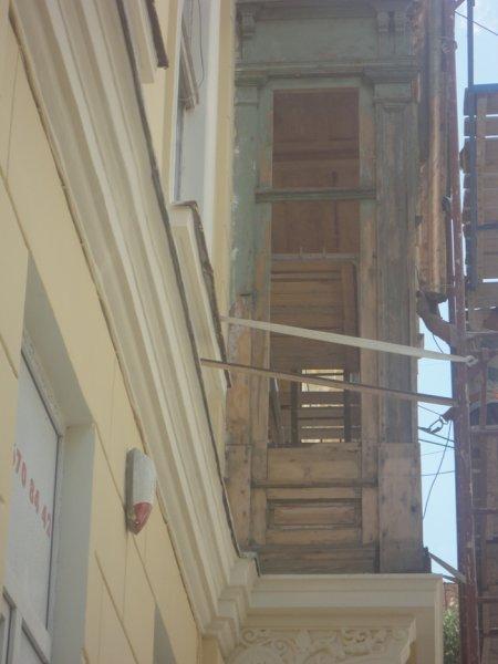 Фото 4 реставрація балкона деревяного кованого бетонного 98598