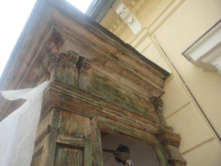 Фото 5 реставрація балкона деревяного кованого бетонного 98598