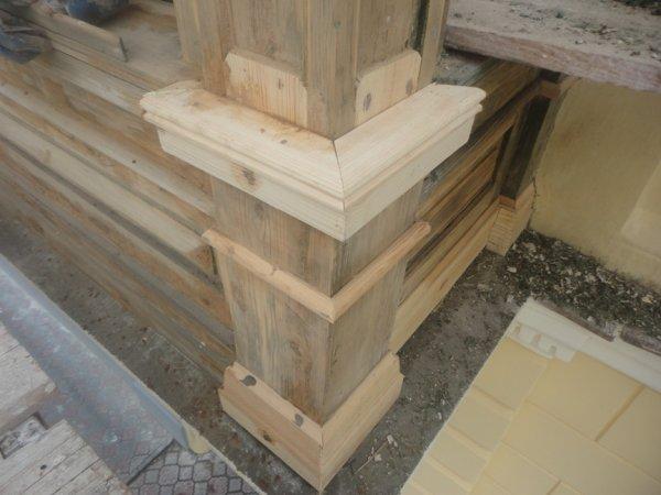 Фото 7 реставрація балкона деревяного кованого бетонного 98598