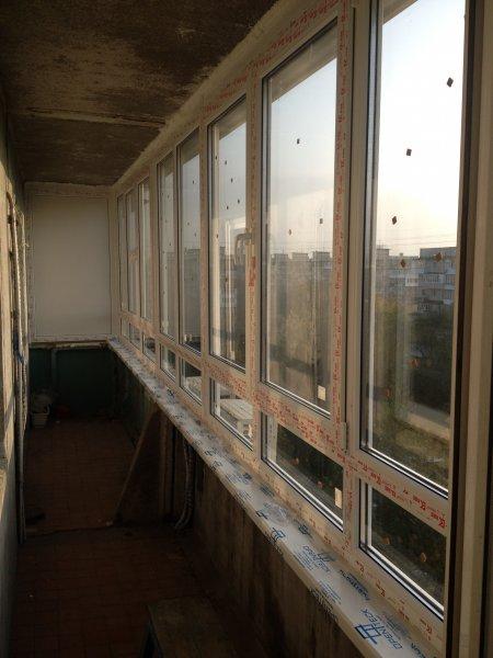 Фото 3 Застеклить балкон или лоджию 330105