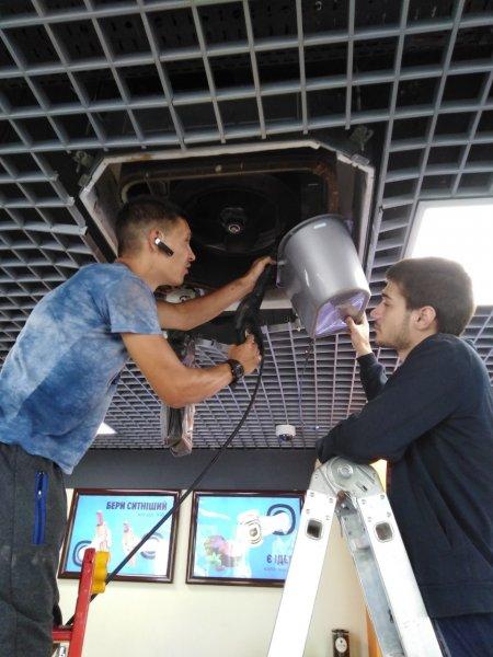 Фото 12 вентиляция,кондиционеры,отопление.Монтаж,сервис Запорожье 339504