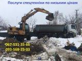 Фото 1 Щебінь, пісок, сіпучі, оренда самоскид, екскаватор, бульдозер 339371