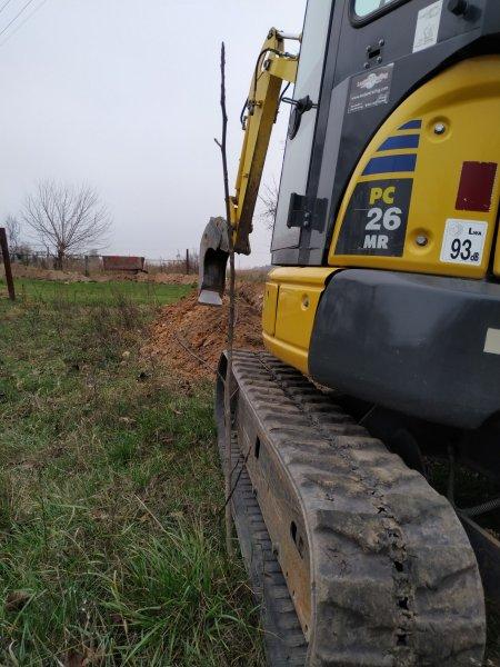 Фото 3 Копание фундаментов и траншей под комуникации мини экскаватором 138584