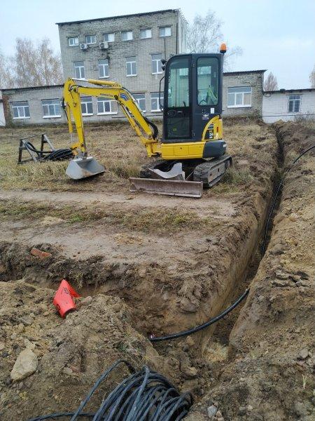 Фото 7 Копание фундаментов и траншей под комуникации мини экскаватором 138584