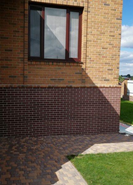 Фото 5 Гнучка цегла сітці для інтерєру та фасаду (клінкер) 339793