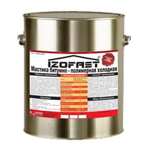 МАСТИКА БИТУМНАЯ IZOFAST® 20 кг