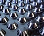 Изолит 05 шиповидная геомембрана (2м*20м) /40м2