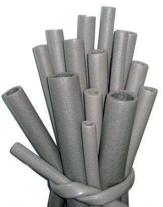 Изоляция для труб Тол. стенки=6, Внут. D=18, Кол. в упаковке=100, Цена м. п. =1.25грн.
