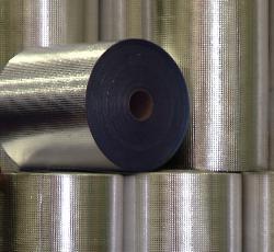 Изоляция листовая Palziv с фольгой и липким слоем 5мм / Изоляция воздуховодов