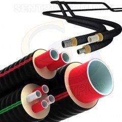 Фото 2 Попередньоізольовані труби -сталеві, гнучкі полімерні, ППР Вся Україна 299694