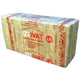 IZOVAT LS (В качестве ненагруженной изоляции гориз. , верт. и наклонных строит. ограждающих конструкций. )