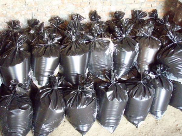 Известь гашеная (паста), мешок 30 кг
