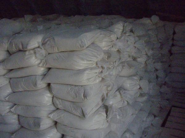 Известь негашеная строительная молотая (пушонка), мешок 35 кг