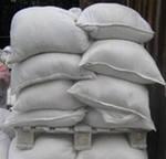 известь пушонка затаренная в мешки с клапаном по 30 кг на складах в г. Харьков или Кривой Рог