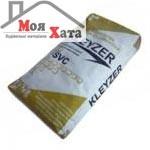 Известково-цементная штукатурка Kleyzer для ручного нанесения