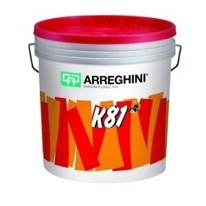 K 81 PROFESSIONALE-Акрило вая краска для внутренних и наружных работ. Может наноситься на практически любые поверхности.