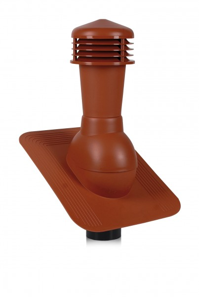 К21 - Вентиляционный выход WIRPLAST STANDARD 110 мм неутепленный для кровли из битумной черепицы