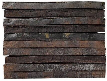 k48 уникальный клинкерный кирпич Petersen Columba(Дания) 530*102*37 (возможны размеры до метра)